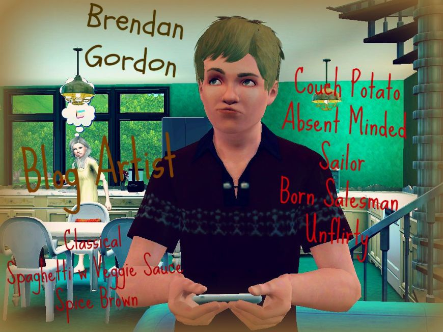 Brendan Gordon
