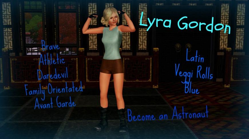 Lyra Gordon